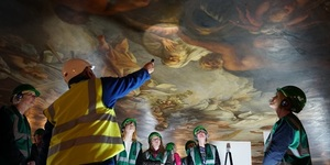 Check Out The Sistine Chapel Of The UK On This Exclusive Tour