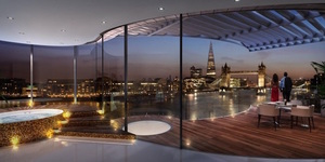 In Photos: Amazing London Penthouses We Can't Afford