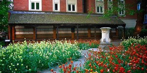 How Did Postman's Park Get Its Name?