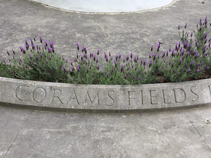 A Visit To Coram's Fields