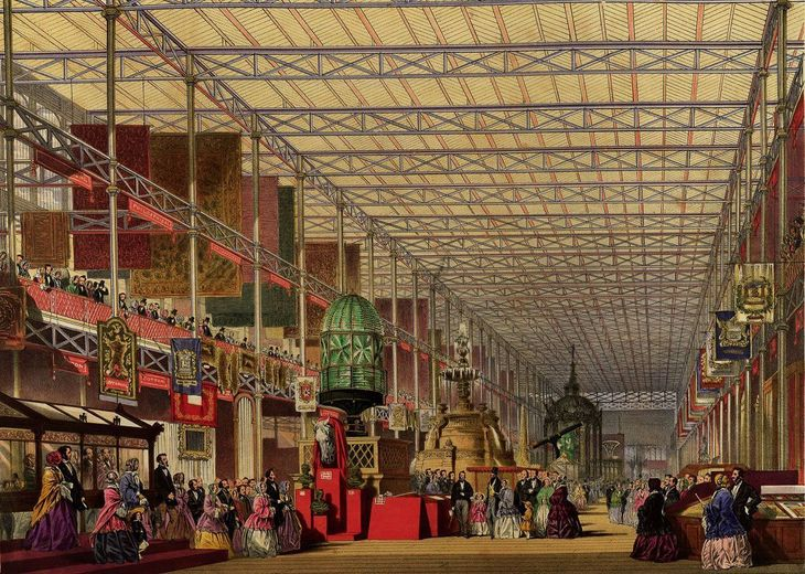 Ever Wondered What The 1851 Great Exhibition Was Like