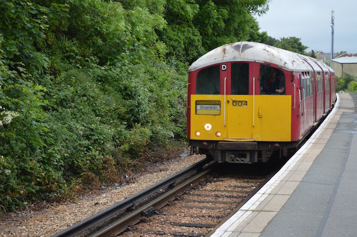 What Happens To Retired Tube Trains?