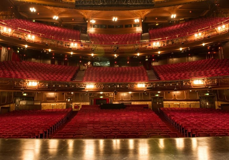 11 Secrets Of The London Palladium Londonist
