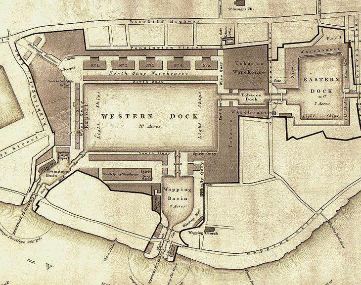 8 Secrets Of Tobacco Dock