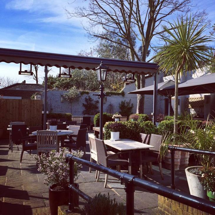 London 39 s best beer gardens mapped londonist for 32 princess of wales terrace