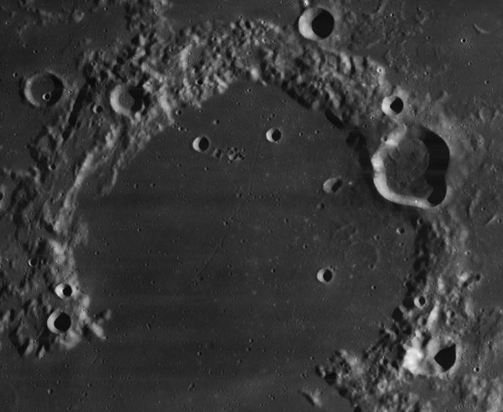 Did You Know There Are Over 70 Londoners On The Moon?