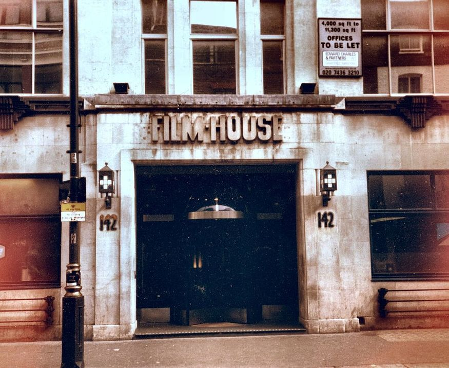 Wardour Street: the heart of early filmland