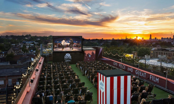 A Guide To London S 2017 Outdoor Cinema Events Londonist