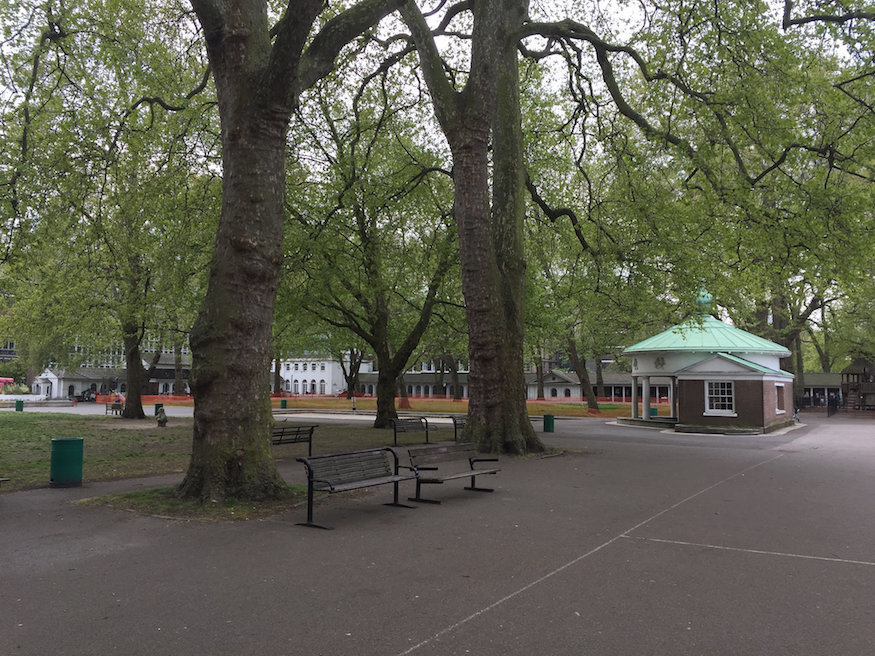 7 Acres Of Bloomsbury You Can Only Visit With A Childan You Find A Tube Map With More Fails?