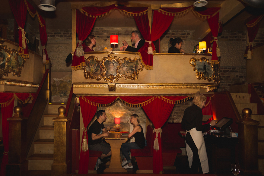 London's Bars With The Best Booths