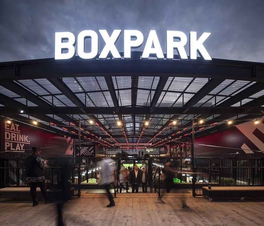 Fabulous Food And A Petting Zoo At Boxpark This Easter Weekend