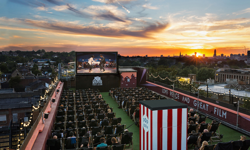 Rooftop Film Club Is Back For Another Summer Of High