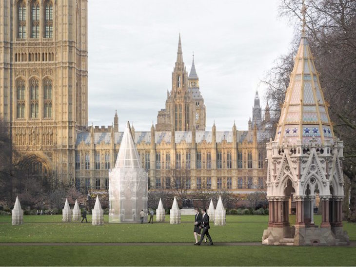 Shortlisted Designs For London's Holocaust Memorial Revealed