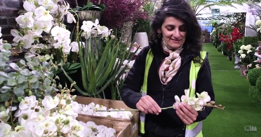 You've Got To Get Up Early To See This Market In Full Bloom... But It's Worth It
