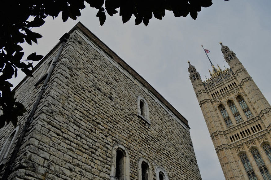A Tower Of History, Hidden In Westminster