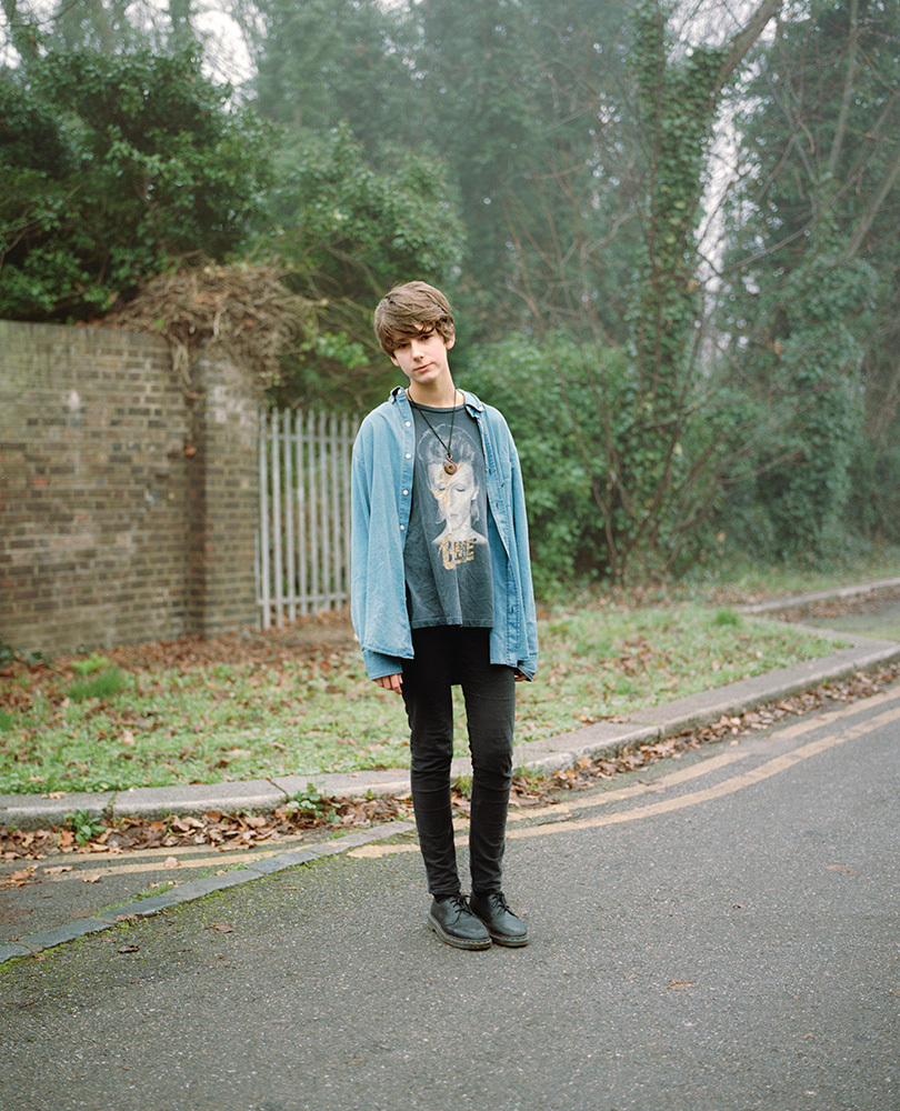 These Photos Capture The Individuality Of London Youth