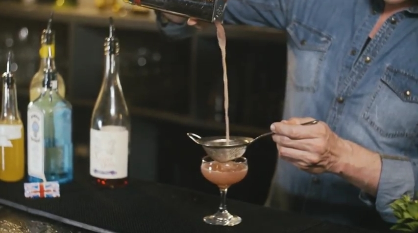 Video: A Love Potion From London Cocktail Club