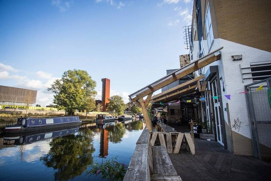 The Ultimate East London Canal Bar Crawl Londonist