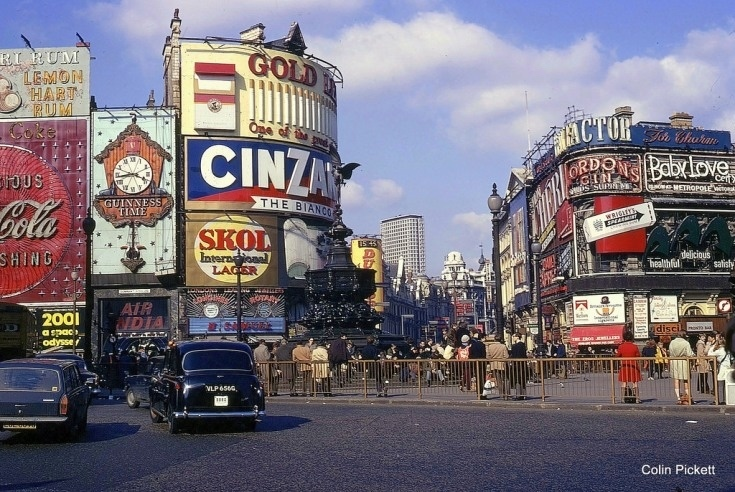 This Is What London Looked Like In 1983