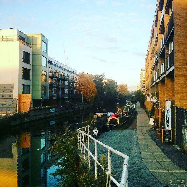 The Best Bars On East London's Canals