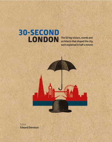 This book explains London's history in 30-second chunks