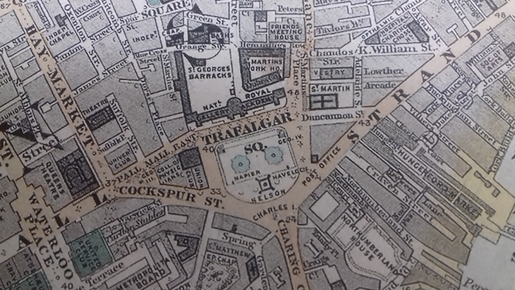 Comparing 1862 London To Modern London