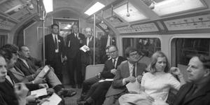 In Photos: London Underground In The 1960s