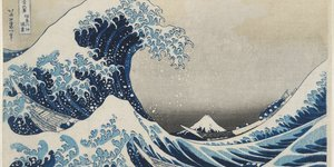 The Great Wave Makes A Splash At The British Museum
