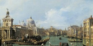 A Venetian Beauty Of An Exhibition: Canaletto And The Art Of Venice
