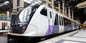 New Crossrail Trains Have Launched