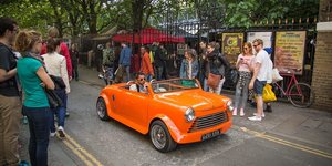 Places In London We'd Like To See Pedestrianised