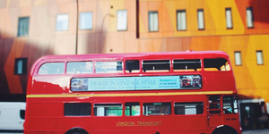 Brilliant Photos of London's Buses