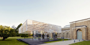 Free Entry And A New Pavilion - Exciting Times At Dulwich Picture Gallery