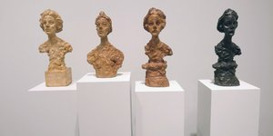Giacometti At Tate Modern: A Spindly Sculpture Spectacular