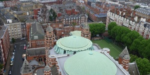 Ever Been Up Westminster Cathedral Bell Tower? The Views Are Amazing
