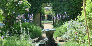 London's Little Gardens: Geffrye Museum's Herb Garden