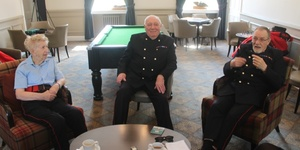 Inside The Chelsea Pensioners' Club