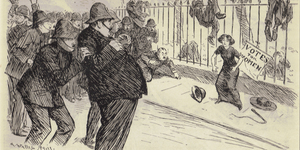 The Suffragette That Was A Jiu-Jitsu Master