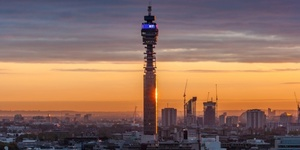 A Rare Chance To Go Up The BT Tower