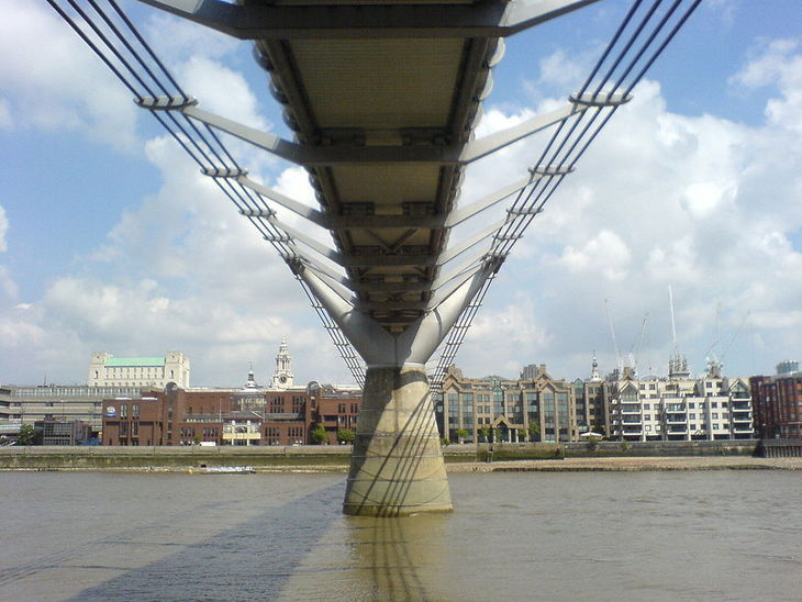 11 Interesting Facts About The Millennium Bridge | Londonist