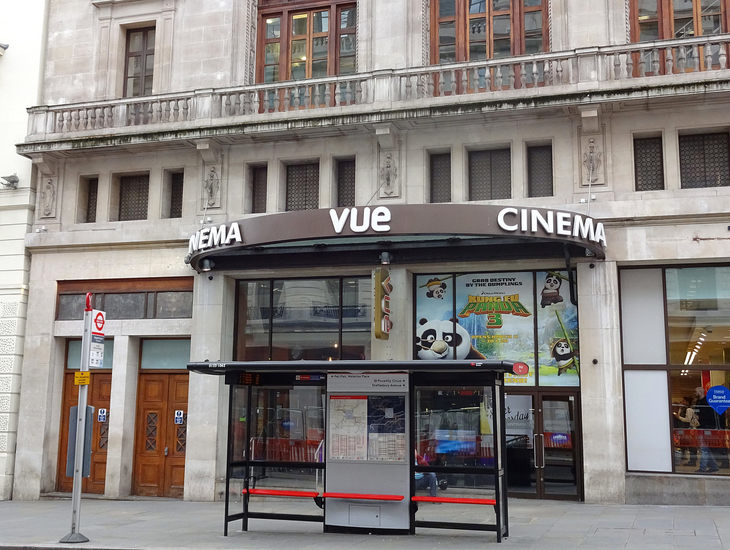 Which Is London's Smallest Cinema?