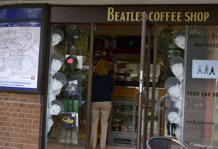 Take A Magical Mystery Tour of London's Beatles Locations