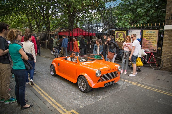 Where In London Would You Pedestrianise?