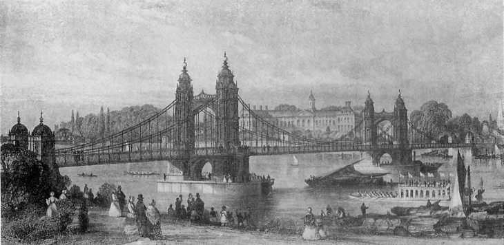 8 Things You Might Not Know About Chelsea Bridge
