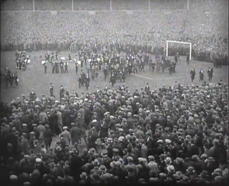The 1923 FA Cup Final Was The Bizarrest On Record
