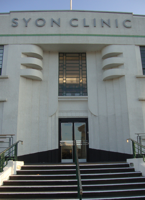 On Brentford's Art Deco Golden Mile