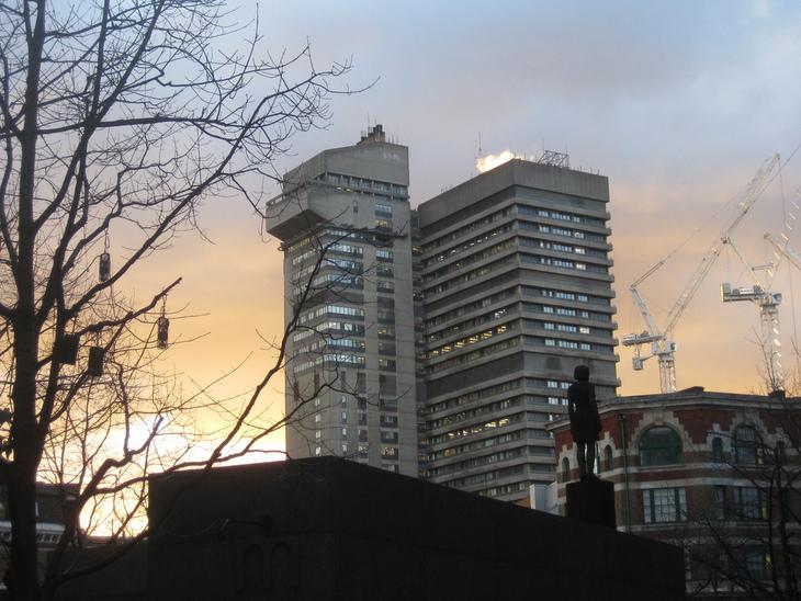 Central London's Ugliest Buildings