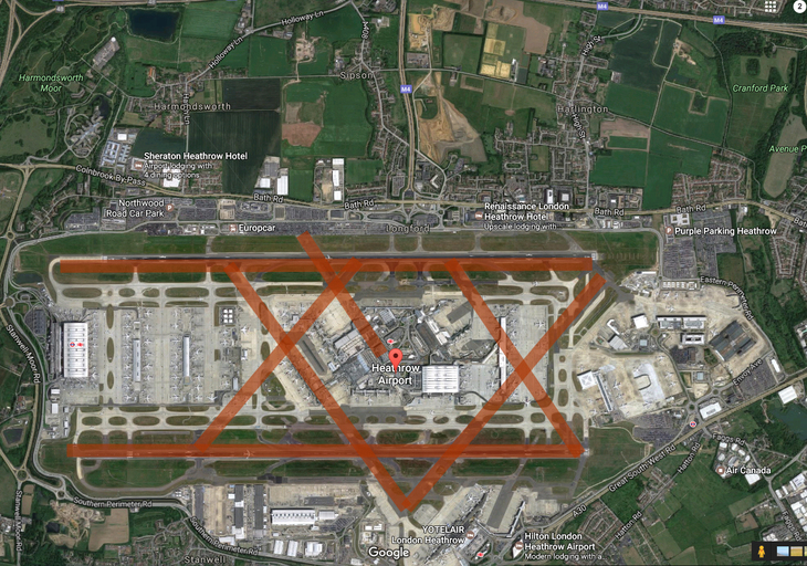 A Ninth Runway For Heathrow Airport?