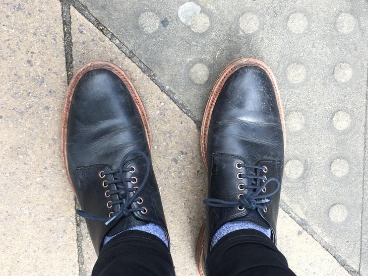 21st Century Shoeshiner