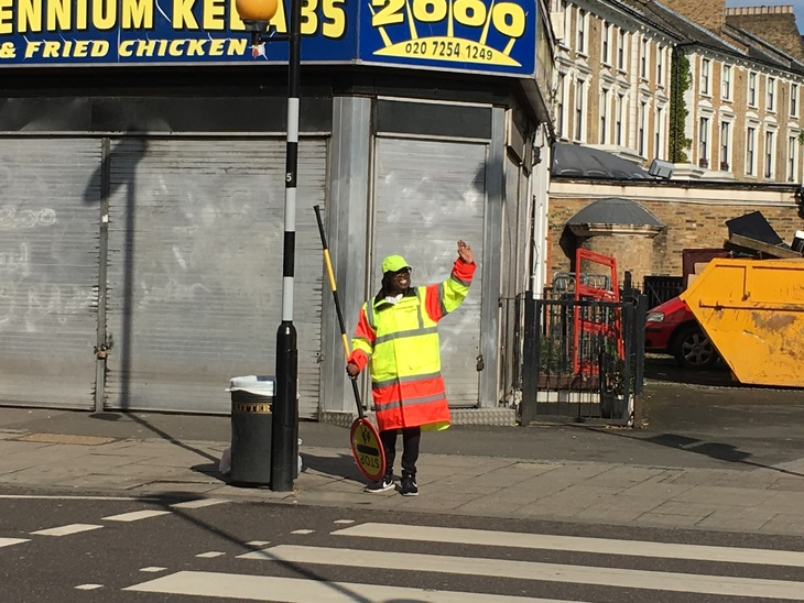 What's Life Like As A Lollipop Lady?
